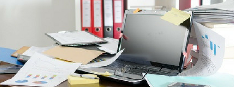The Effects of Clutter (In Your Business & Life)